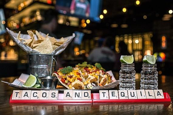 Tacos & Tequila at The Still in Las Vegas