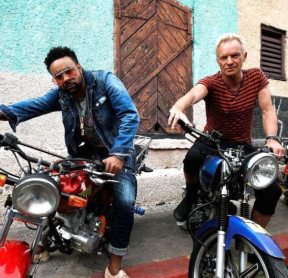 Sting & Shaggy Joint Tour Coming to Park Theater at Park MGM October 13, 2018