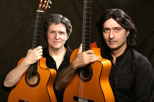 Strunz & Farah Bring Acoustic Excellence to Aliante May 20