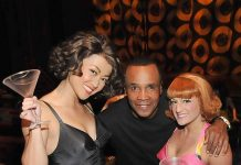 Sugar Ray Leonard attends Viva ELVIS by Cirque du Soleil