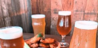"Stop by Eureka! for ""Supper"" Bowl Sunday for $10 Wings & Craft Beer"