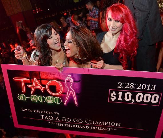 TAO A-GOGO Grand Prize Winner Natasha Bacallao