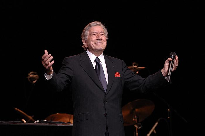 Multiple Grammy Award-Winner Tony Bennett to Return to the Venetian Resort Las Vegas August 12, 14 & 15, 2020 With Special Guest Antonia Bennett