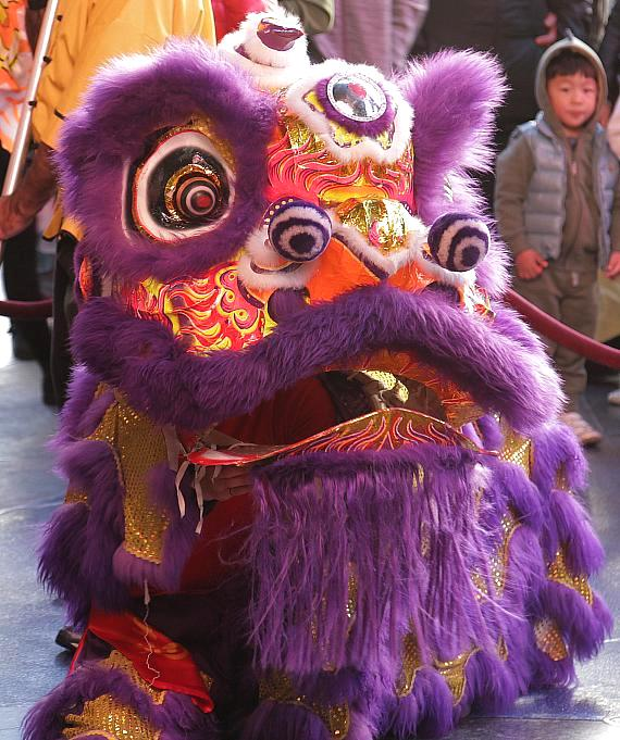 "The Cosmopolitan of Las Vegas Concludes Chinese New Year Celebration with Traditional ""Dotting of the Eyes"" Ceremony and Lion Dance"