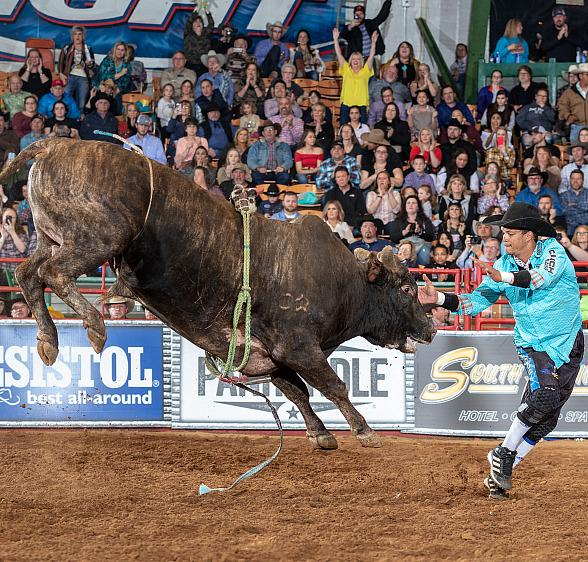 South Point's Tuff Hedeman Bull Riding Returns to Las Vegas with Annual Tuff Hedeman Tour March 2