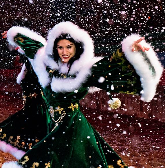 Holiday Maiden at Tournament of Kings