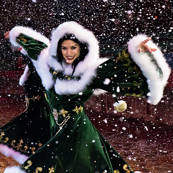 Tournament of Kings Holiday Maiden