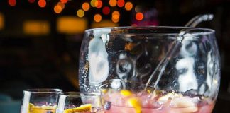 Celebrate the Fourth of July at Tom's Urban Inside New York-New York Hotel & Casino