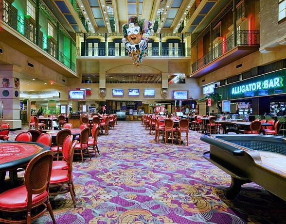 The Orleans Hotel Casino And Gold Coast Hotel Casino To Host