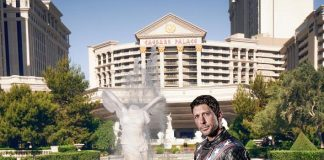 """Caesars Palace """"Evel Live"""" to Celebrate the 50th Anniversary of Evel Knievel's Legendary Jump - Travis Pastrana to Attempt Three of Knievel's Most Unforgettable Feats"""