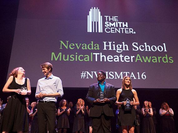 The Smith Center to host Fifth Annual Nevada High School Musical Theater Awards on May 21