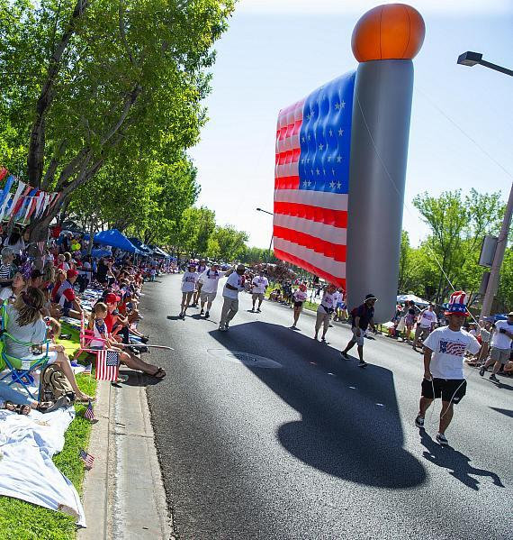 Summerlin Celebrates 25 Years of Hosting the Valley's Largest 4th of July Parade
