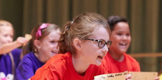 Camp Broadway Youth Summer Theater Program Wraps Up at The Smith Center for the Performing Arts in Las Vegas