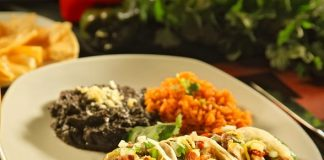 Tacos & Tequila Celebrates 'National Taco Day' with Flavor Oct. 4
