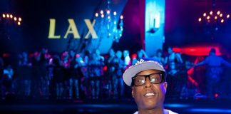 Talib Kweli at LAX Nightclub