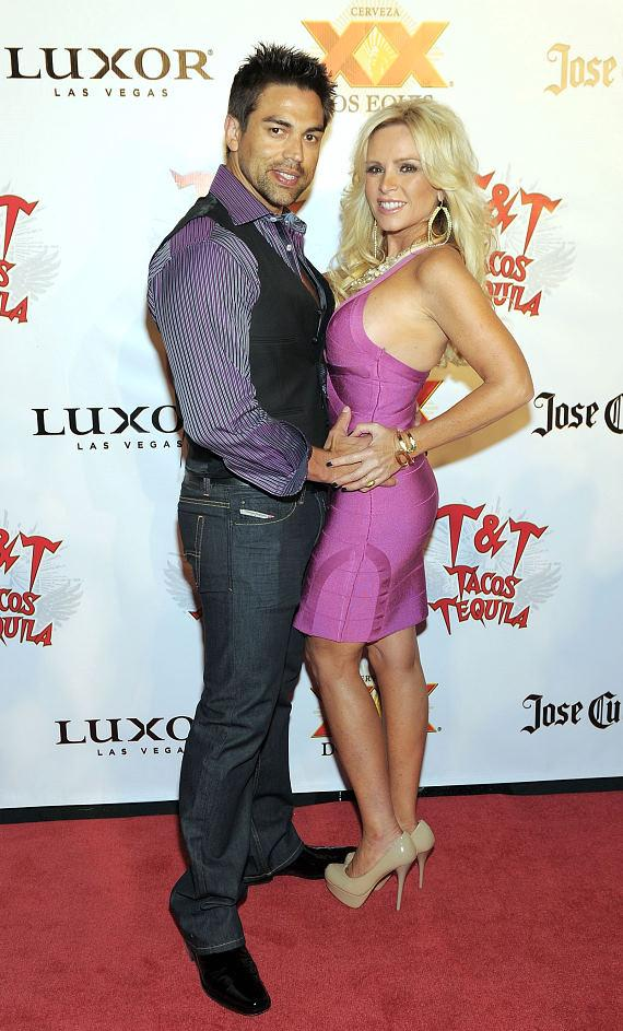 Tamra Barney Hosts Cougars and Cuervo at Tacos & Tequila in Luxor