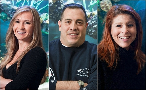 """Meet """"Tanked"""" Stars Wayde King, Heather King and Agnes Wilczynski at the3rd Annual""""Mike Hammer Celebrity Go-Kart Race,"""" a Benefit for Veterans on Oct. 22 in Las Vegas"""