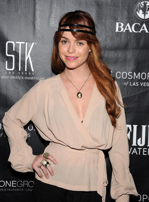 Celebrity DJ Taryn Manning Helps STK Celebrate First Anniversary at The Cosmopolitan of Las Vegas