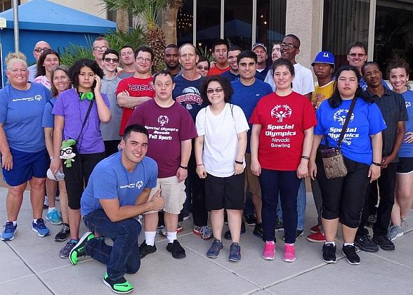 Local Special Olympics Athletes to Represent Team Nevada at the 2018 USA Games