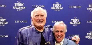 "Henry Winkler Attends ""The Terry Bradshaw Show"" at Luxor Hotel and Casino in Las Vegas"