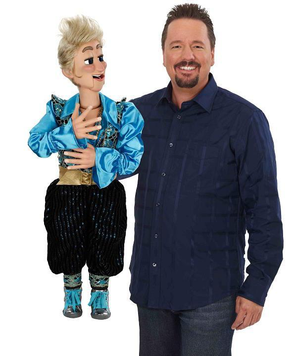 Terry Fator and his new cast member Berry Fabulous, a lawyer turned entertainer will join an already impressive line-up in Terry Fator: Ventriloquism in Concert Friday, March 18