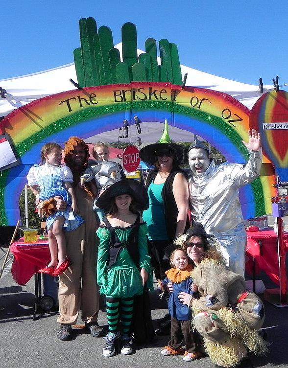 Jewish Community Center of Southern Nevada BEEF's IT UP at Third Annual BBQ Cook-Off & Festival Oct. 19
