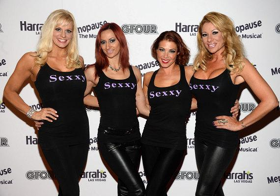 The Cast of Sexxy