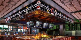 The Race & Sports Book at The Cosmopolitan of Las Vegas Will Televise Tiger Woods and Phil Mickelson Golf Match, Nov. 23