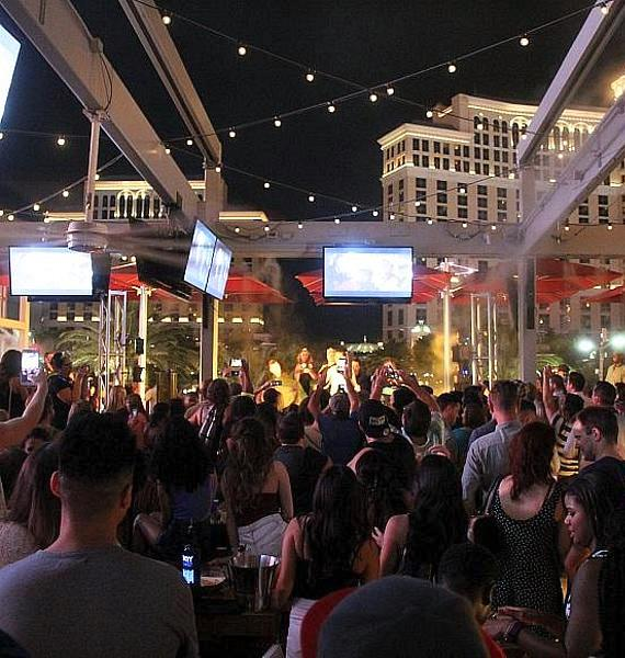 53X to Host Lip Sync Battle between Rock of Ages and Performers from Cirque du Soleil at Beer Park