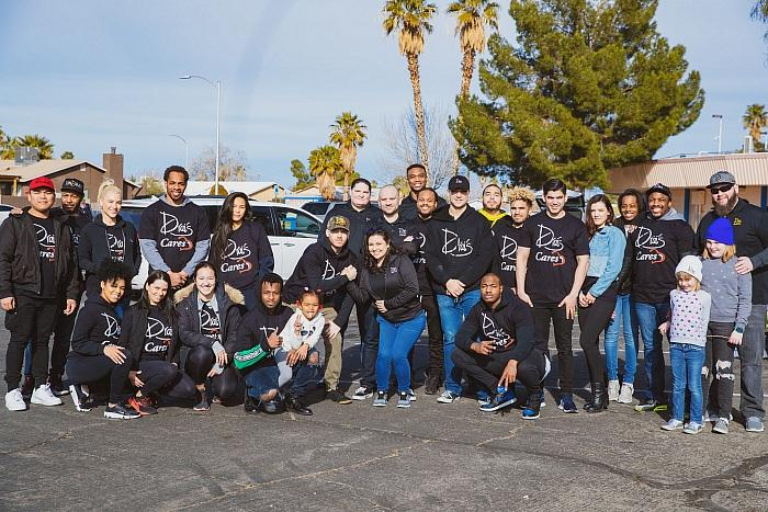 Drai's Las Vegas Provides 30-Day Supply of Food and Water to Share Village Through Its Drai's Cares Program