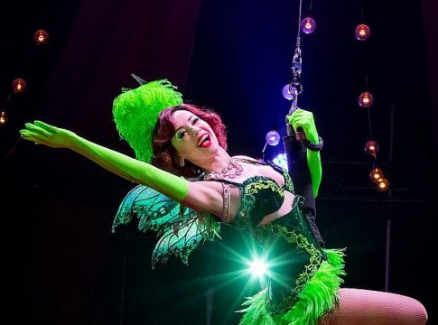 ABSINTHE's Green Fairy Wants to be Your Third Wheel on Valentine's Day