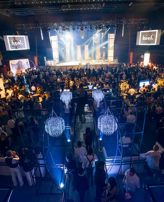 AFAN'S 28th Annual Black & White Party at The Joint