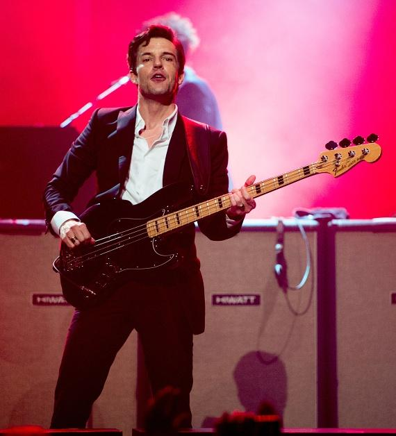 The Killers Rock The Pearl at Palms Casino Resort During