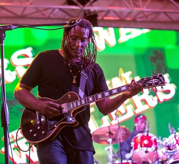 The Original Wailers Deliver Epic Performance at Foxtail Pool inside SLS Las Vegas; Scott Weiland Performs at The Sayers Club