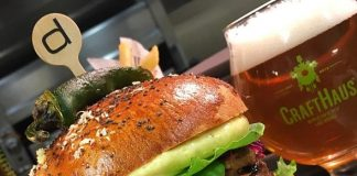 db Brasserie Celebrates Second Anniversary at The Venetian with Signature Burger and Local Beer Pairing