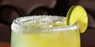 The Salted Lime Margarita