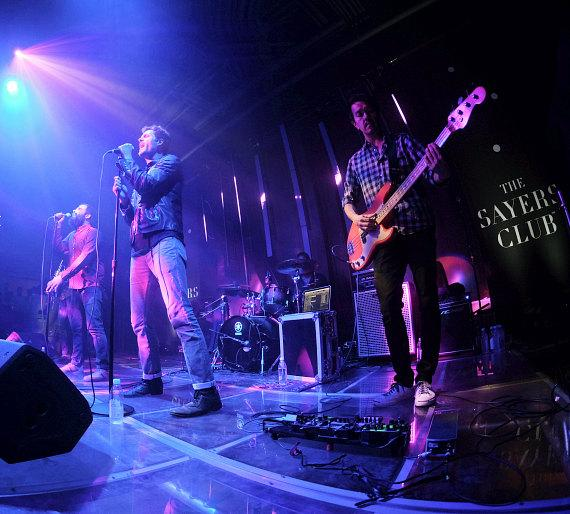 The Sayers Club welcomes a special performance by Capital Cities