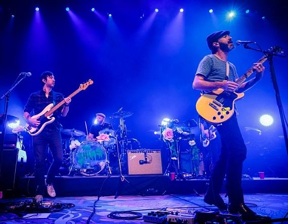 The Shins Rock Out at The Chelsea inside The Cosmopolitan of Las Vegas