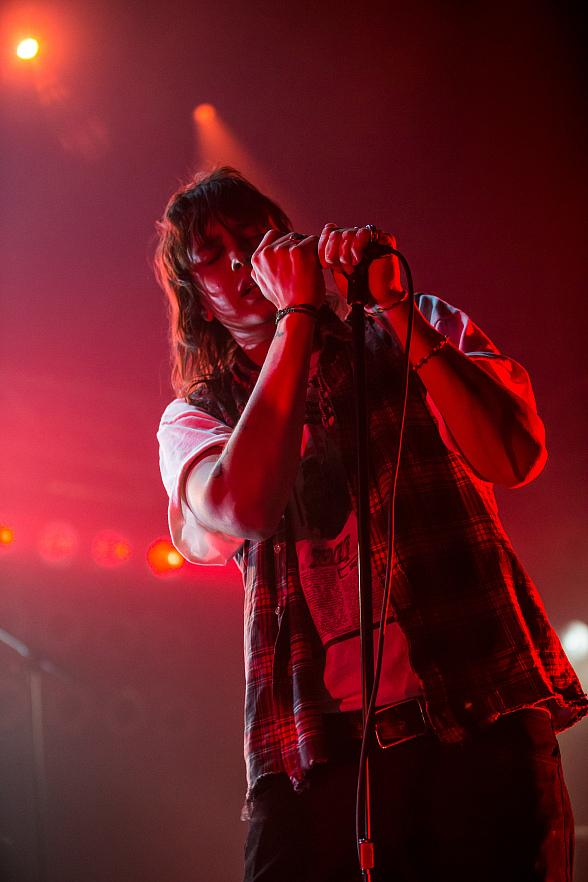 The Strokes Perform at The Chelsea inside The Cosmopolitan of Las Vegas