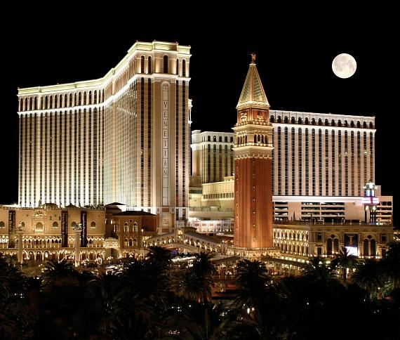 The Venetian Resort and Las Vegas Sands Respond to the COVID-19 Community Crisis
