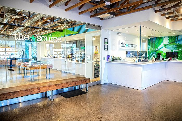 Las Vegas Dispensary, The+Source, Launches Delivery Service for Medical and Recreational Customers