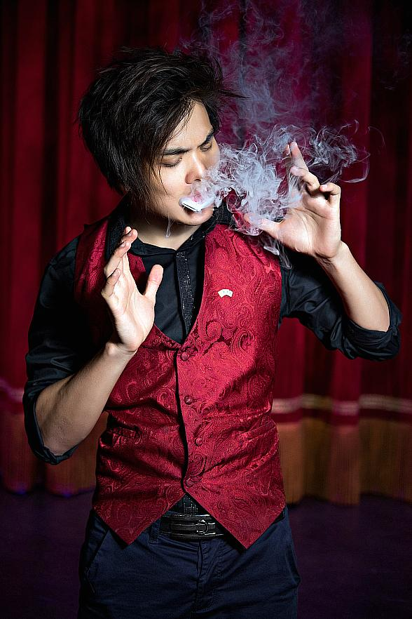 Global Sensation Shin Lim Offers Limited Amount of Meet-and-Greet Packages for The Mirage Performances