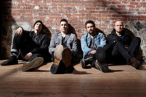 Theory of a Deadman to Kick Off