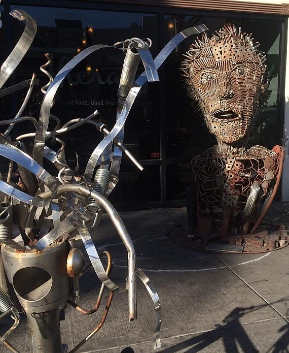 Therapy to host an Open House for Sculpturist Joseph Jilbert to Benefit St. Jude's Ranch for Children Sept. 15