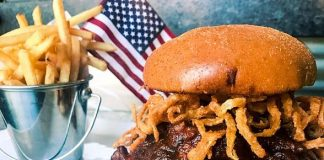 Therapy Restaurant to Celebrate Fourth of July with Patriotic Dishes and Drinks