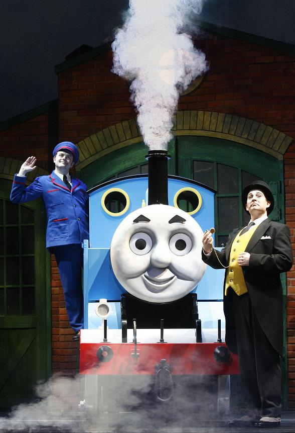 Thomas & Friends Live! On Stage Comes to Las Vegas at the Orleans Arena for Four Performances June 11-12