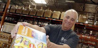 Three Square Food Bank and Nevada HAND Join Forces to Eradicate Senior Hunger in Southern Nevada