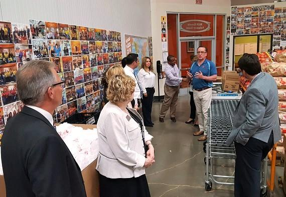 Three Square Receives $46,150 Walmart Foundation State Giving Grant to Support BackPack for Kids Program in Las Vegas