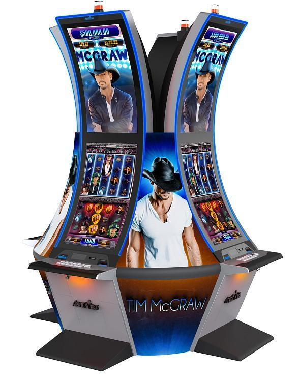 """Players across N. America shout """"Truck Yeah"""" over new Tim McGraw Slot Game by Aristocrat"""
