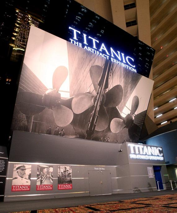 Titanic's Largest Recovered Artifact